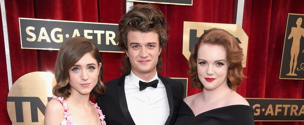 The Cast of Stranger Things Continues to Melt Hearts at the SAG Awards