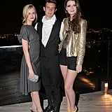 Photos of the GQ & Dior Homme Party