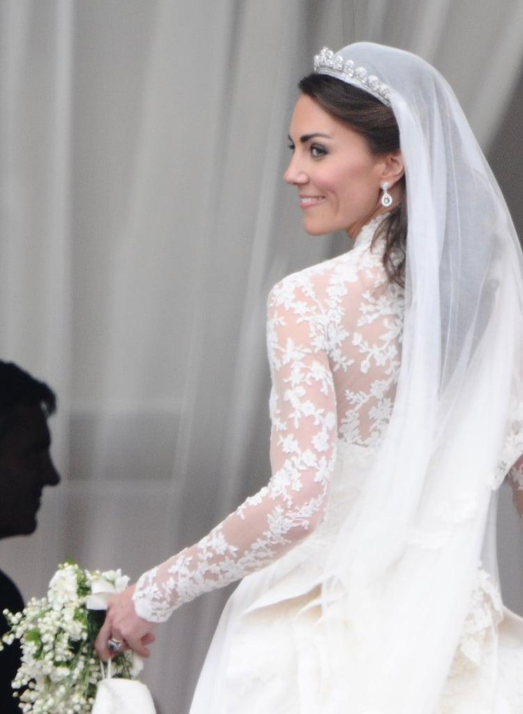 Wedding Dresses Like The Duchess of Cambridge\'s | POPSUGAR Fashion UK