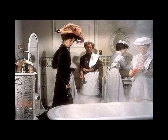 Famous Bathtub Scenes