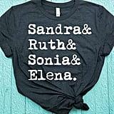 Supreme Court Women Shirt