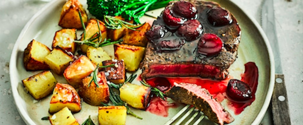 Making This Beef With Cherries Dish Is As Easy As Popping To Your Local Supermarket