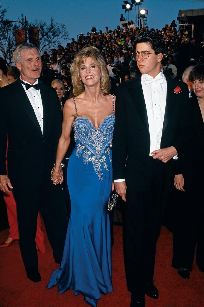 1990 jane fonda through the years pictures popsugar celebrity