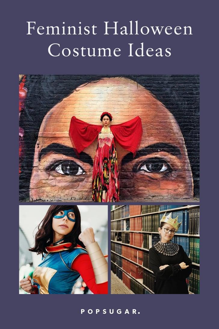 Feminist Halloween Costumes | 2020