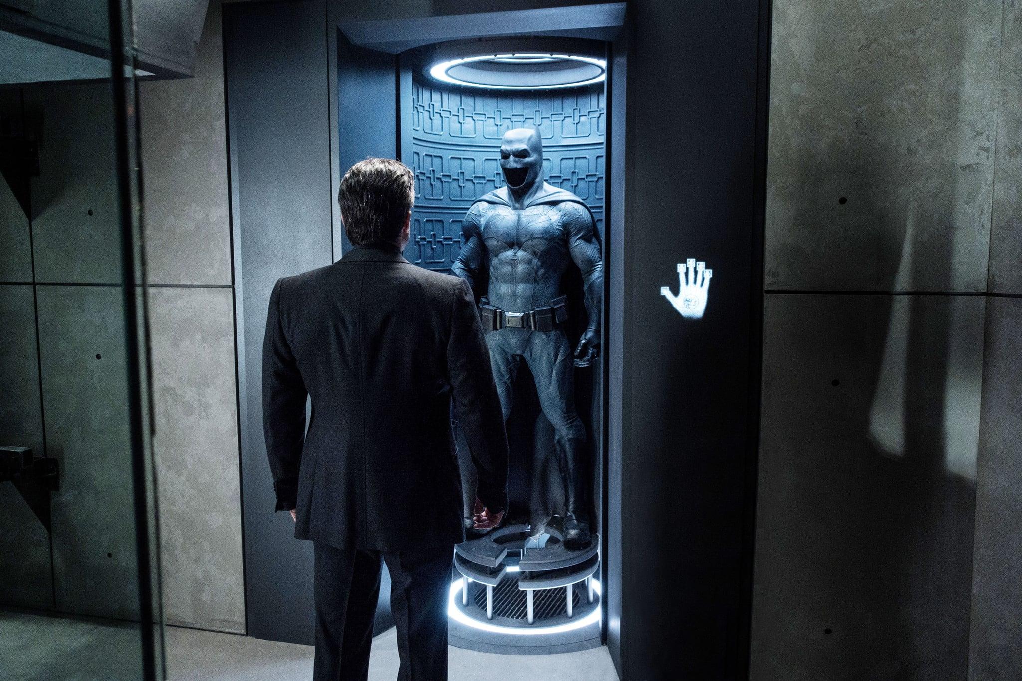 BATMAN V SUPERMAN: DAWN OF JUSTICE, Ben Affleck at Bruce Wayne/Batman, 2016. ph: Clay Enos /  Warner Bros. / courtesy Everett Collection