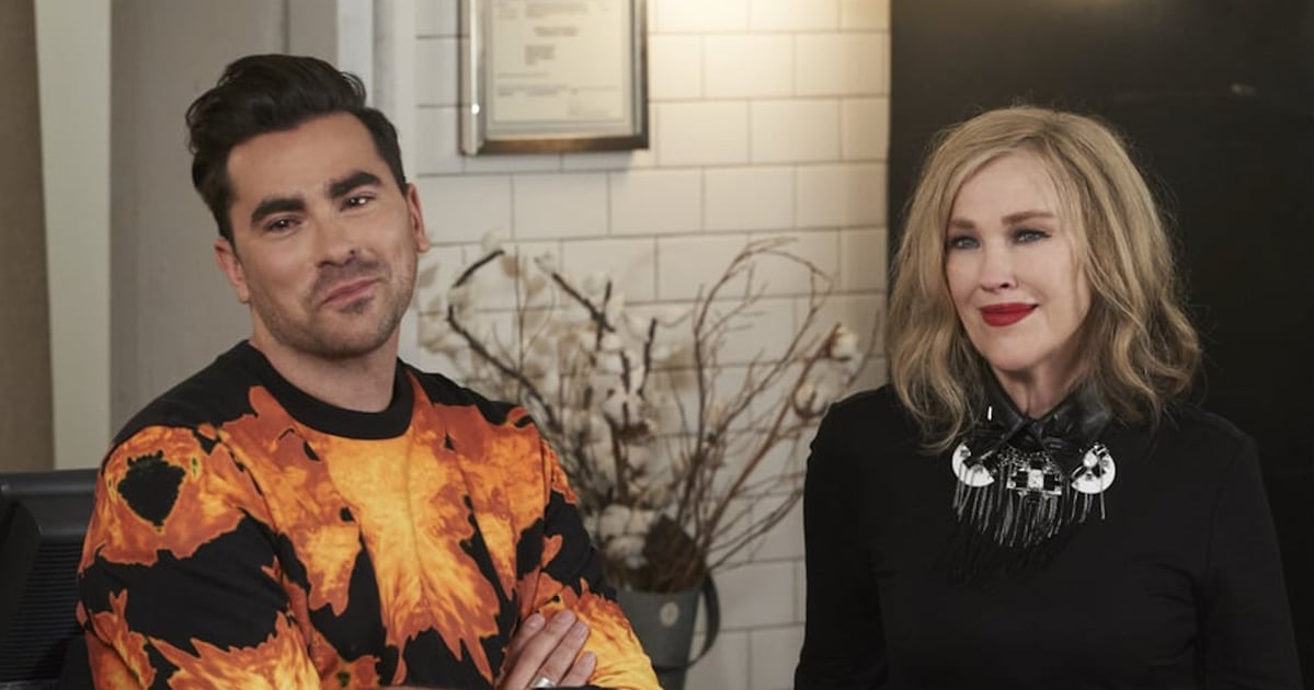 This Schitt's Creek Workout Challenge Will Have You Drenched After Just One Episode