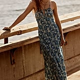 Bon Voyage Midi Dress