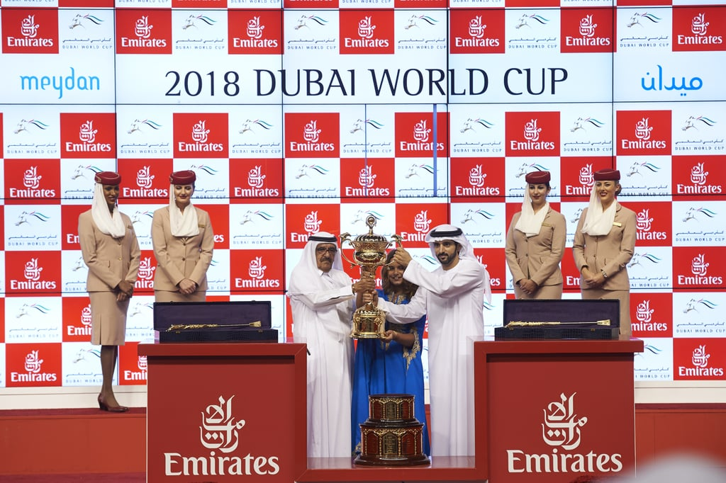 كأس دبي العالميّ 2018