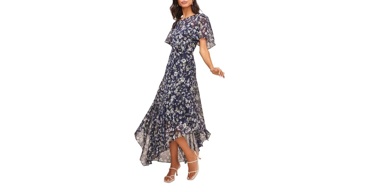 ASTR The Label Floral Print Dress