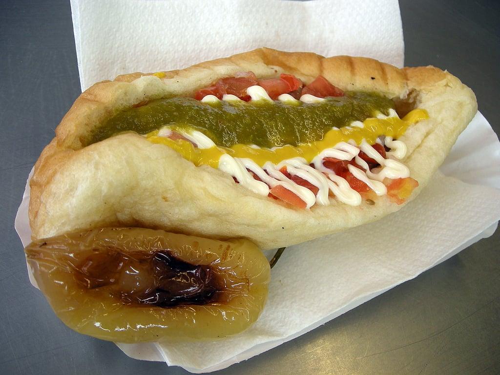 Arizona: Sonoran Hot Dog