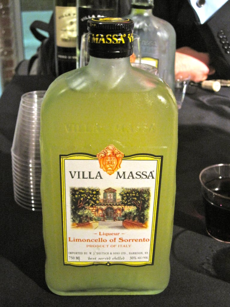 At Meatball Madness, I tasted this wonderfully smooth, not overly sweet Limoncello.