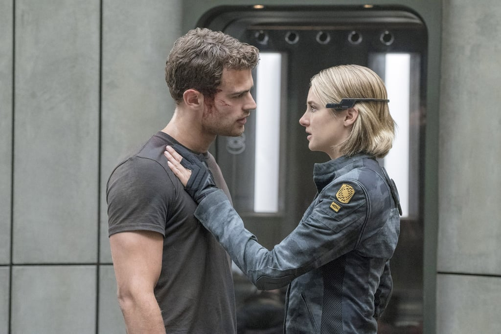 Four and Tris From Allegiant
