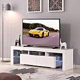 4-Ever 63'' TV Stand LED Cabinet