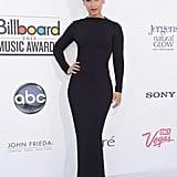 Alicia Keys at the 2012 Billboard Music Awards