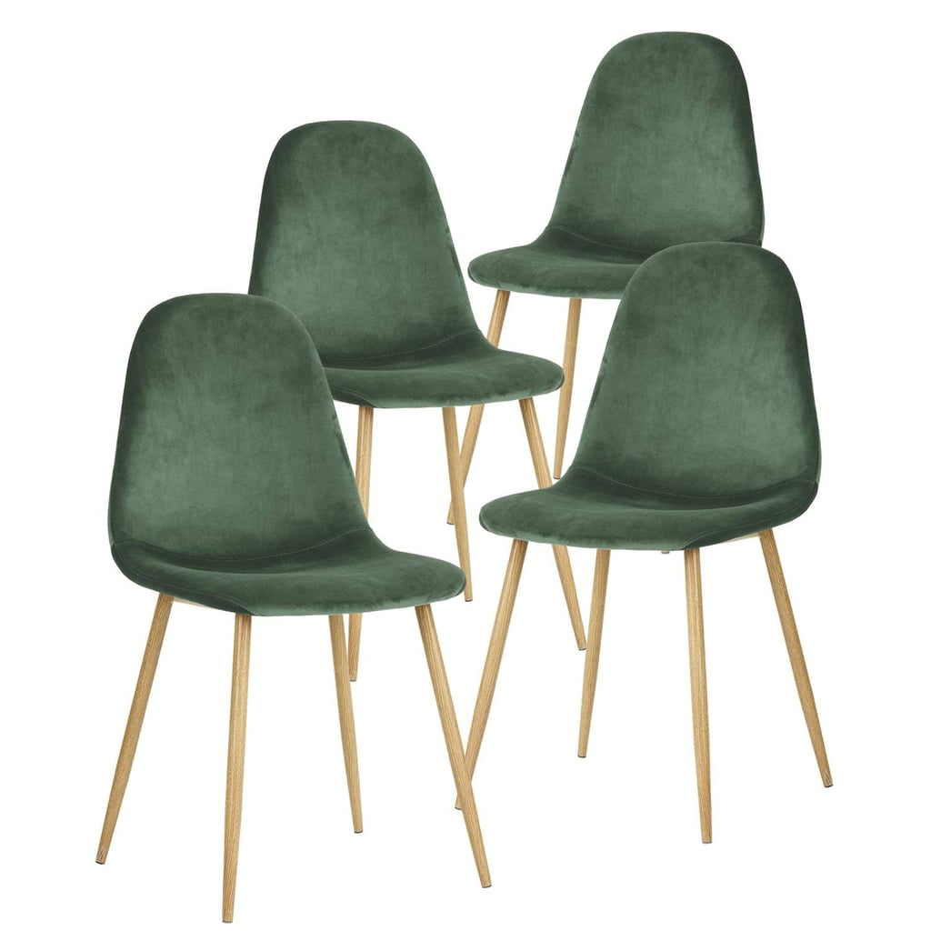 Mid Century Modern Side Chairs Set