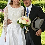 Prince Francois d'Orleans and Theresa von Einsiedel The Bride: Theresa von Einsiedel, the daughter of Princess Amelie von Urach of Germany and Curt von Einsiedel Hildebrand. The Groom: Prince Francois d'Orleans, the fourth child of the Countand Countess of Evreux When: July 26, 2014 Where: The Basilica of St. Jacob in Straubing, Germany