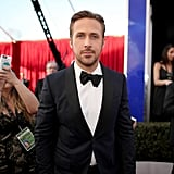 When Ryan Gosling's Bow Tie Was Slightly Crooked