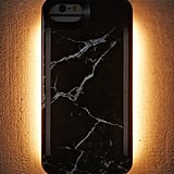 LuMee Duo Black Marble iPhone 8/7/6/6s Case
