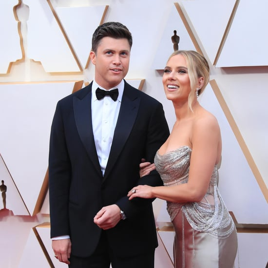 Colin Jost's Mom Tried to Have Him Change Baby Cosmo's Name