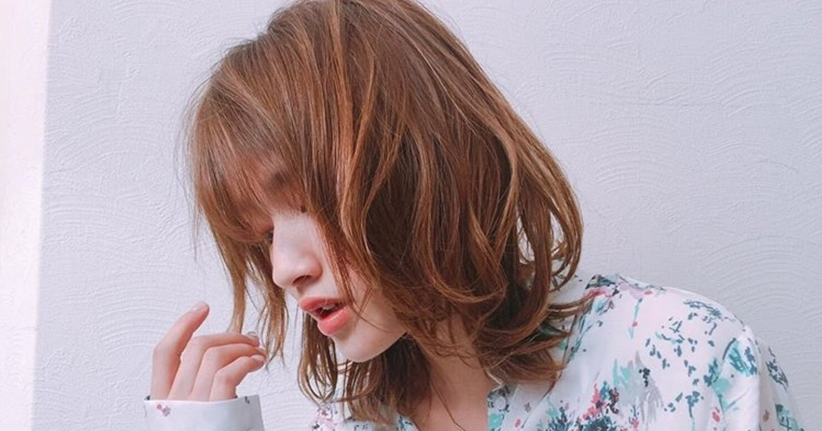 The 3 Hottest Hairstyles Taking Over Tokyo Will Inspire Your Autumn Hair Change