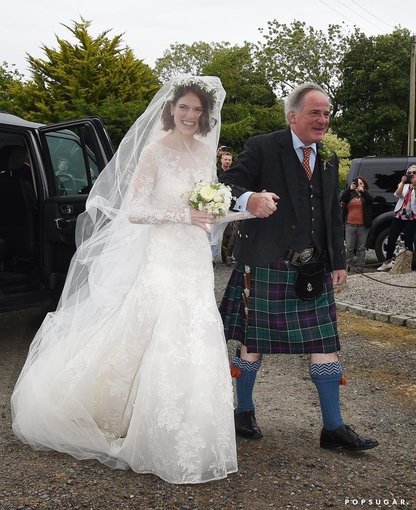Kit Harington and Rose Leslie Wedding Pictures | POPSUGAR Celebrity Photo 25