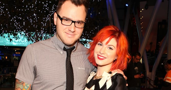Paramore's Hayley Williams Marries New Found Glory's Chad Gilbert