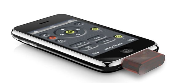 L5 Technologies Releasing the L5 Remote at CES, Turning Your iPhone Into a Universal Remote