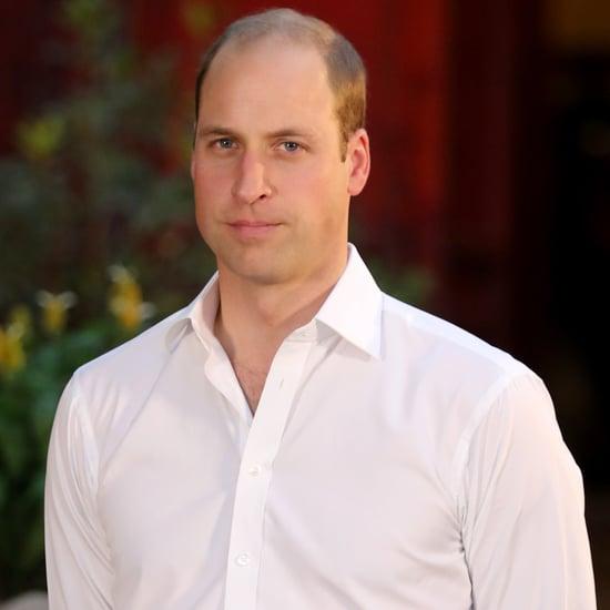 Prince William Facts Quiz