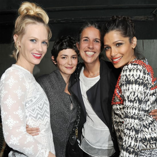 Isabel Marant and H&M Collaboration Launch Party in Paris