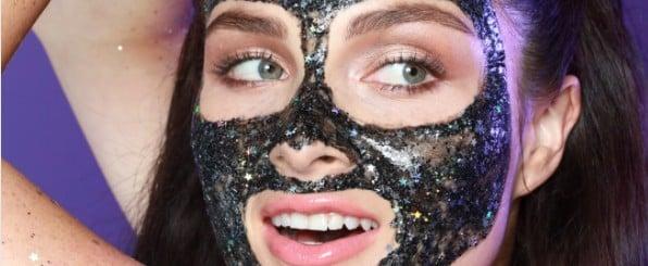 GlamGlow Holiday GlitterMask Peel Off Mask 2017