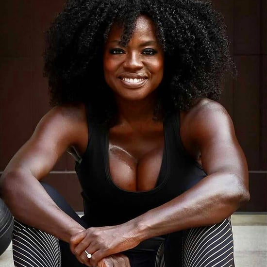 Viola Davis's Training Routine For Woman King | Photos