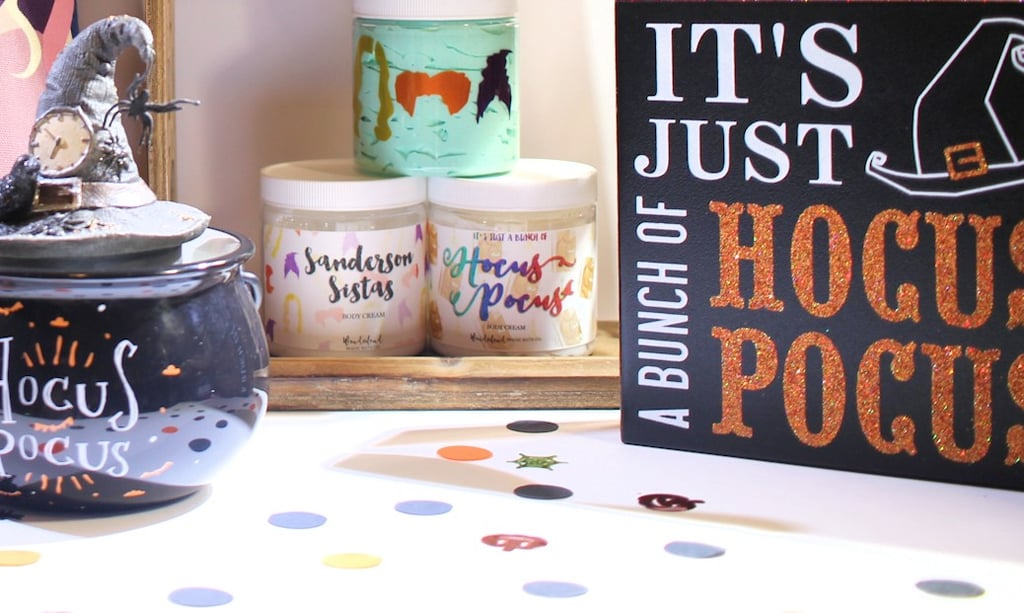 Hocus Pocus Bath Products