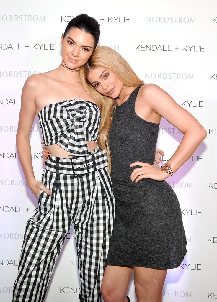 Kylie and Kendall Jenner have spent most of their life in the spotlight. While they often followed in their older sisters' footsteps growing up, they are now breaking new ground with their modeling and beauty careers. Even though they're one year apart (Kendall is older), they pretty much act like twins whenever they're together. From wearing matching outfits to hugging it out on the red carpet, it's clear the Jenner girls share a very special bond.      Related:                                                                                                           Kylie Jenner Might Have the Most Shocking Celebrity Evolution Ever