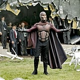 Michael Fassbender as Erik/Magneto