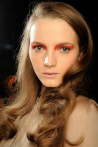 Honor by Giovanna Randall Fall 2011 Makeup Report