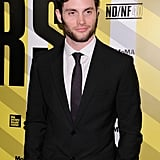 Penn Badgley and Ed Westwick Make Social Stops During Their TV Break