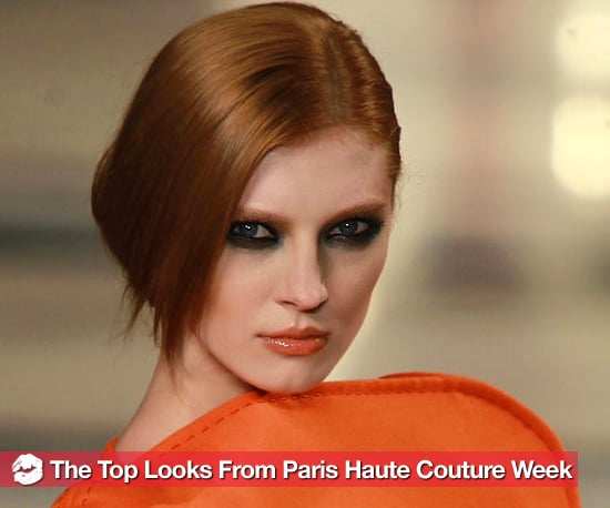 Makeup and Hair From 2011 Paris Haute Couture Week