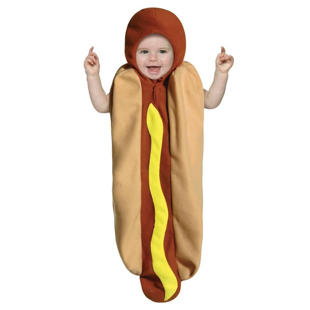 323270027 Infant Hot Dog Bunting Costume ( 25)