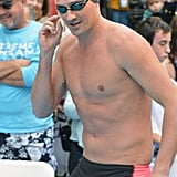 Hottest Ryan Lochte Shirtless Pictures
