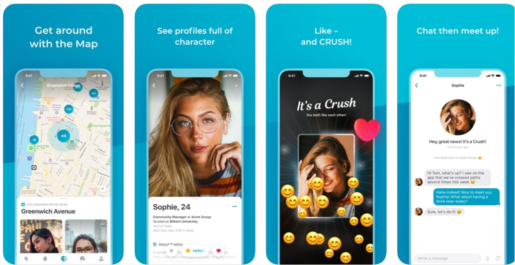 Top dating apps uk 2020