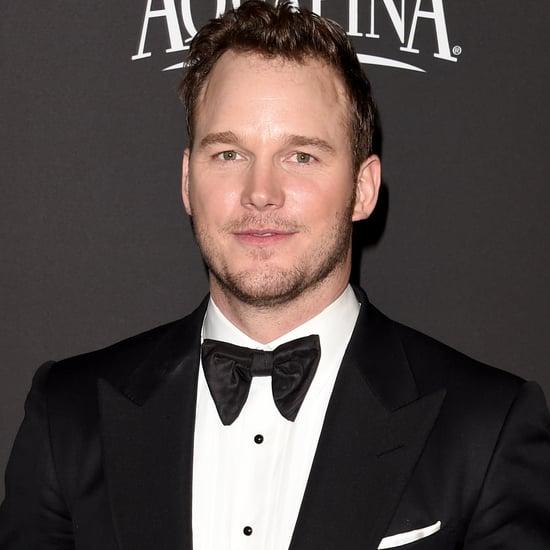 Chris Pratt Might Be the New Indiana Jones