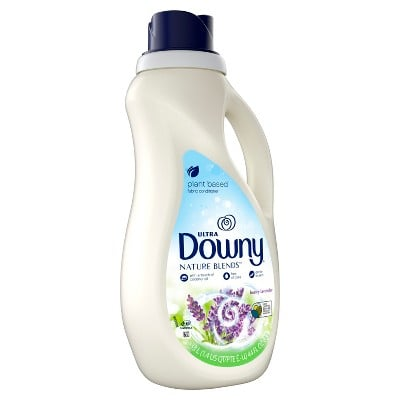 Downy Nature Blends Honey Lavender Scented Liquid Fabric Conditioner