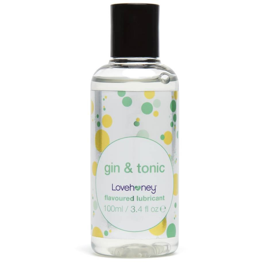 Lovehoney Special Edition Gin & Tonic Flavoured Lubricant