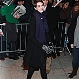 Anne Hathaway Kicks Off a Big Award Show Week