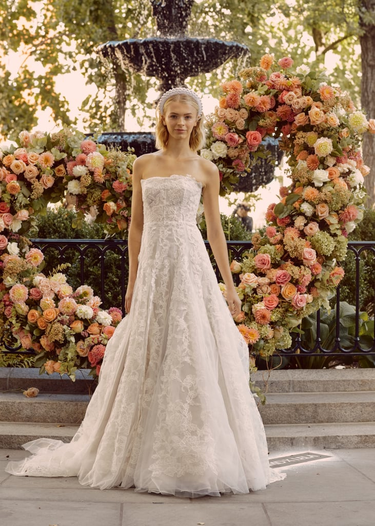 Bridal Trend 2020: Sheer Layers
