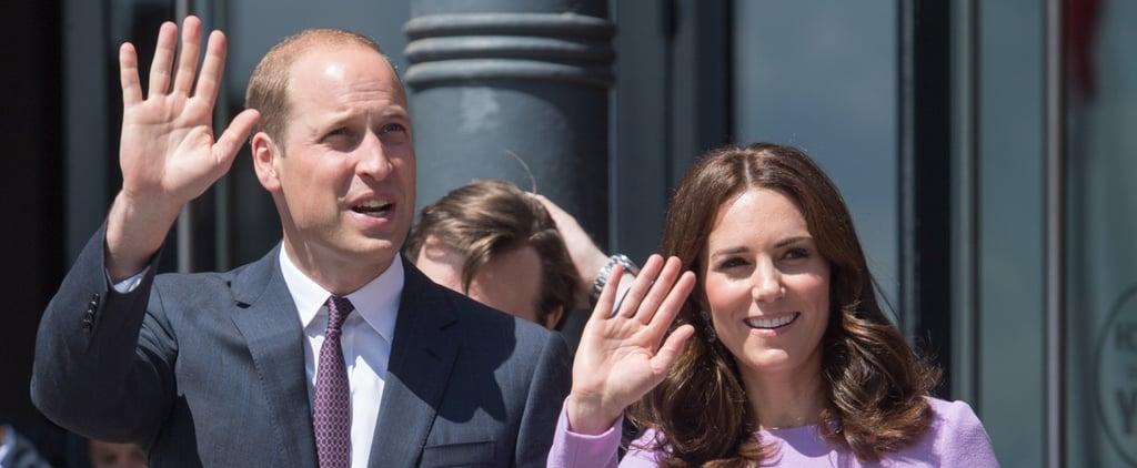 The Duke and Duchess of Cambridge Will Meet Alicia Vikander