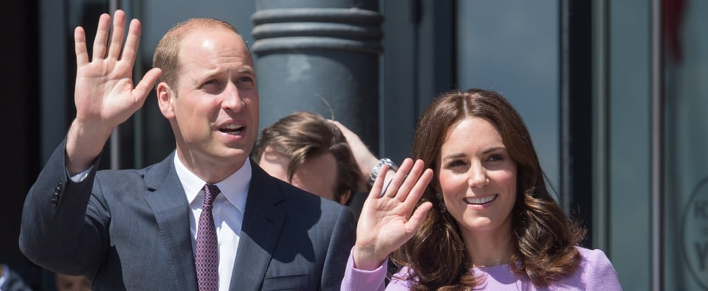 Prince William and Kate Middleton Will Meet Alicia Vikander