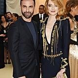 Met Gala 2018: Emma Stone NARS Makeup