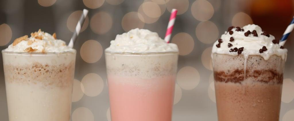 Make 2 of Starbucks's Secret-Menu Frappuccinos at Home