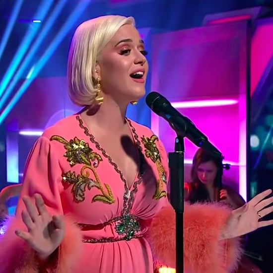"Watch Katy Perry's First Performance of ""Never Worn White"""